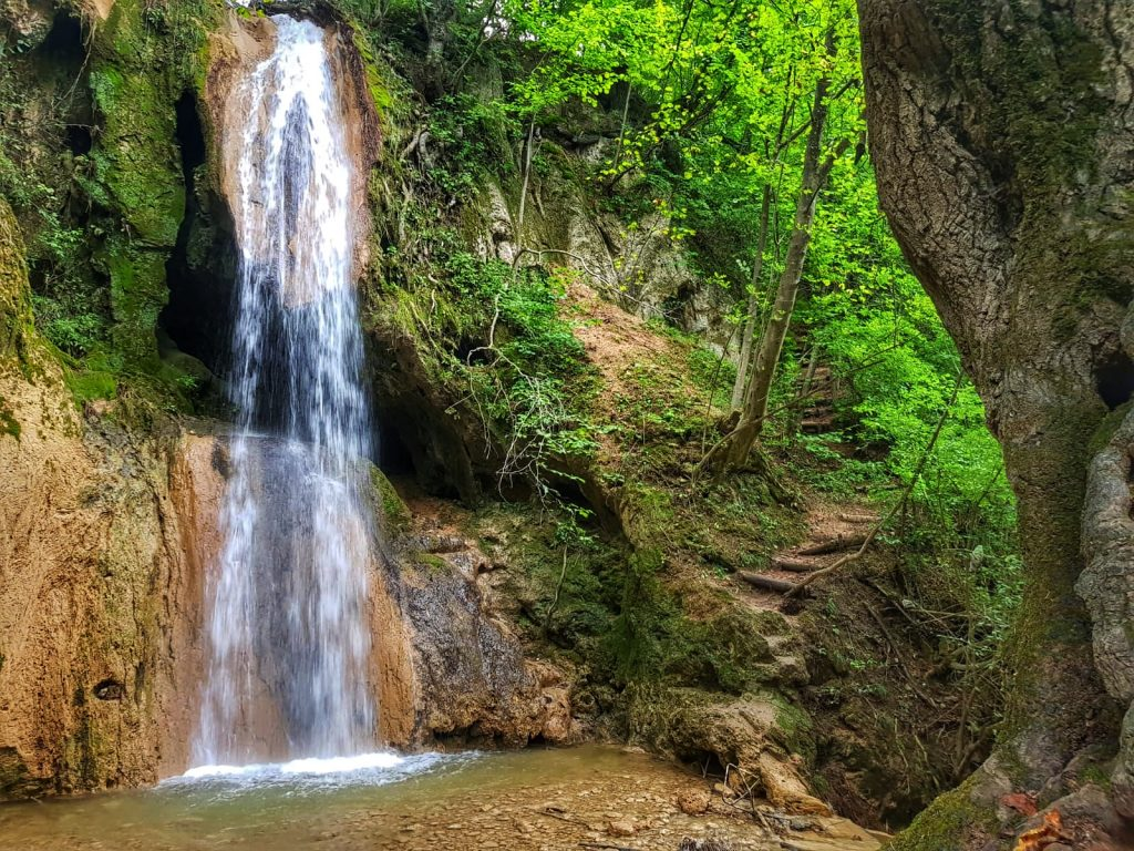 Ripalka Waterfall