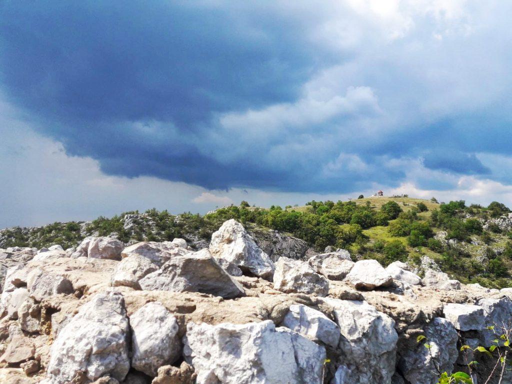 Ruins of Sokograd