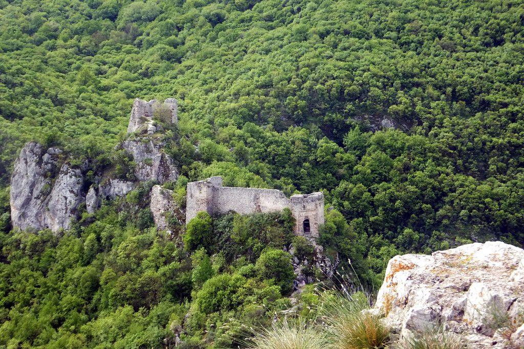 Soko medieval city (Devica mountain)